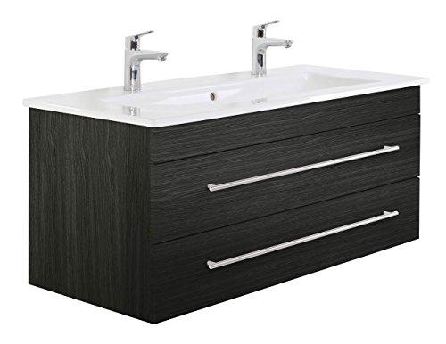 badm bel villeroy und boch venticello 120 cm doppel anthrazit gemasert m bel24. Black Bedroom Furniture Sets. Home Design Ideas