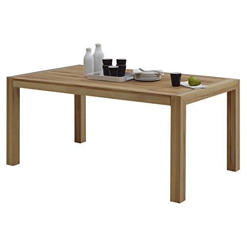 Esstisch esszimmertisch medela 180x90 massivholz holz for Esszimmertisch holz massiv