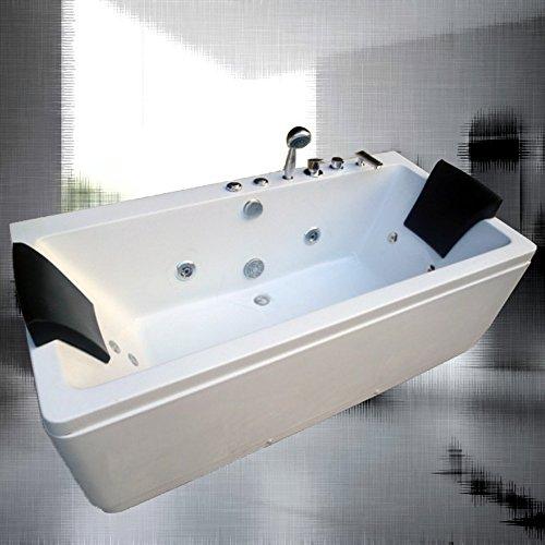 "LUXUS4HOME Design Whirlpool ""Steve"" exclusiv 170 x 65 x 85"