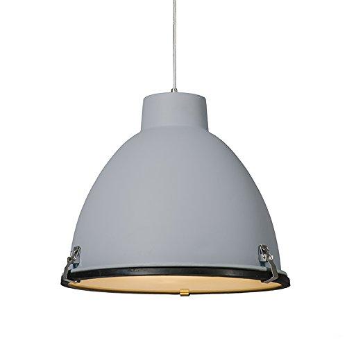 qazqa industrie modern esstisch esszimmer pendelleuchte pendellampe h ngelampe. Black Bedroom Furniture Sets. Home Design Ideas