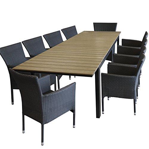 polyrattan sessel gnstig free ssitg polyrattan gartenmbel lounge mbel sitzgruppe lounge hocker. Black Bedroom Furniture Sets. Home Design Ideas