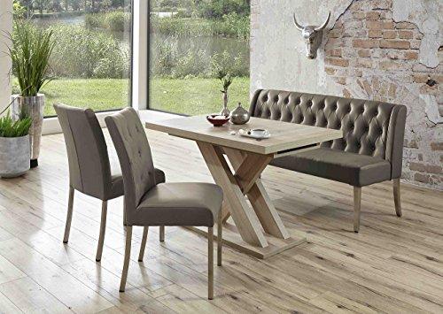 moderne bankgruppe essgruppe cannes m bel24. Black Bedroom Furniture Sets. Home Design Ideas