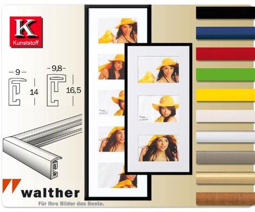 Walther KV015B New Lifestyle Kunststoffrahmen