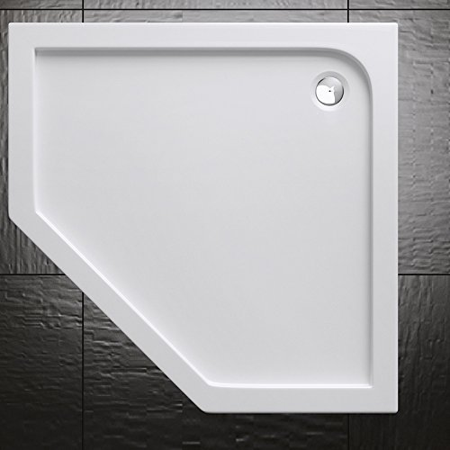 Duschwanne Faro5, Material: Acryl, verschiedene Größen optional mit Duschtasse