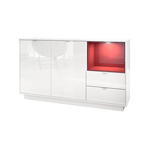 Metro Sideboard Weiß