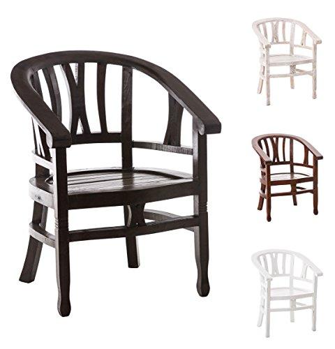 clp mahagoni holz stuhl erwin mit holzsitz im. Black Bedroom Furniture Sets. Home Design Ideas