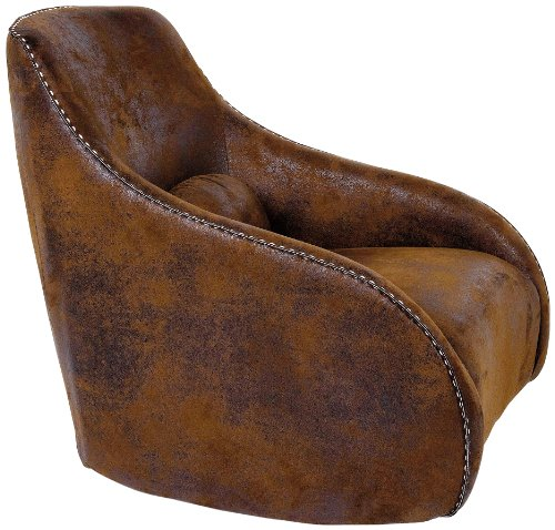 Kare 77145 Sessel Swing Ritmo Vintage Eco, Braun