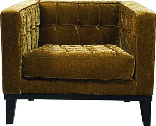 Kare Mirage Sessel, Andere, Gelb, 80 x 81 x 70 cm